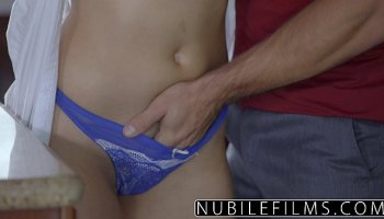 Busty slutty schoolgirls punish their evil teacher