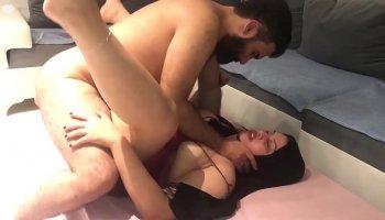 CAM - Jilbab Kuning Pamer Tete Untuk Suami - bokepindohot.pw