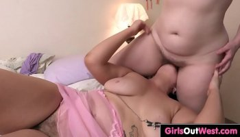 Chubby girl with a very big boobs just wants to fuck