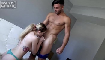 bffs teens fuck creepy yoga dude