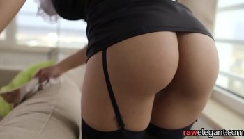 fake agent sexy tattooed ukrainian babe loves deepthroat and