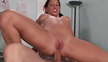 Santa Claus has punished two bad girls