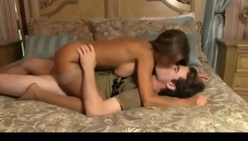 stepmom fucks son hard